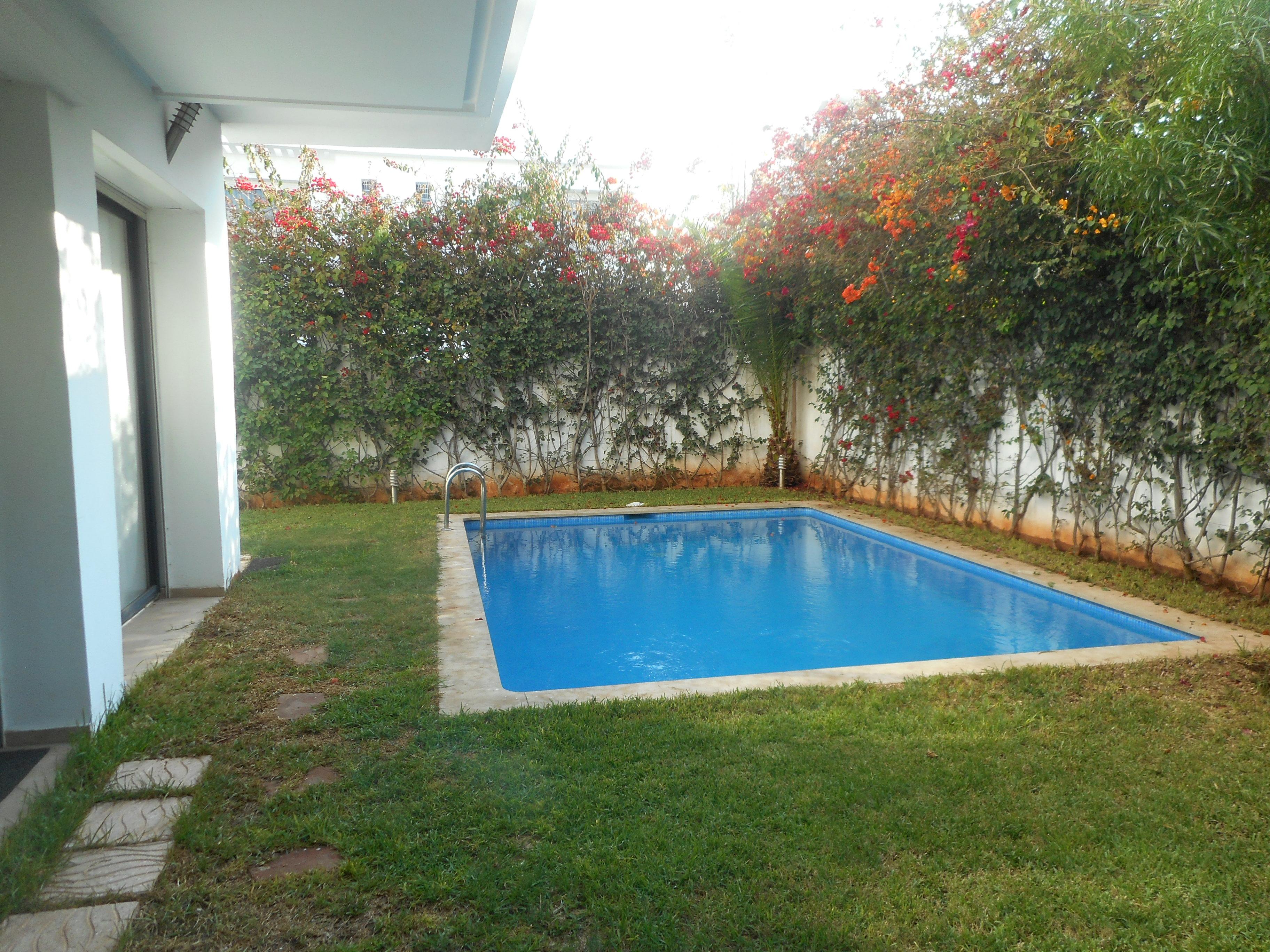 location villa Ain Diab