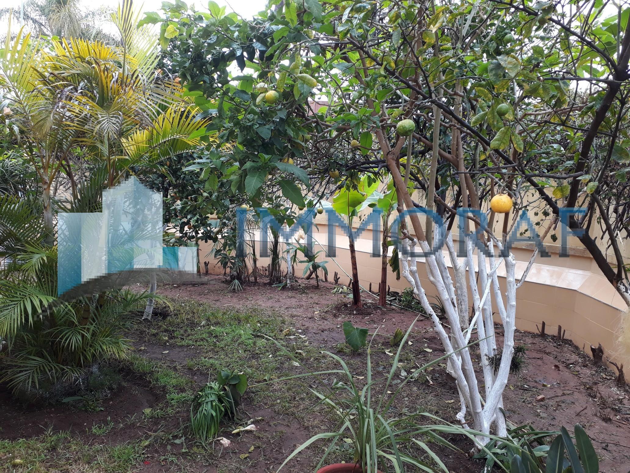 Location villa vide  quartier Oasis