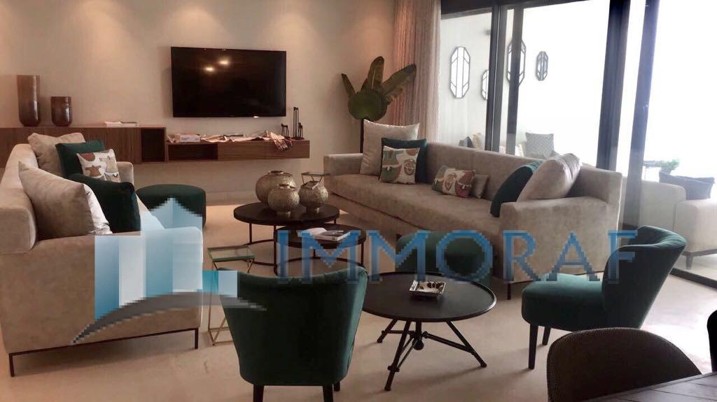 Location appartement meublé Ain Biab