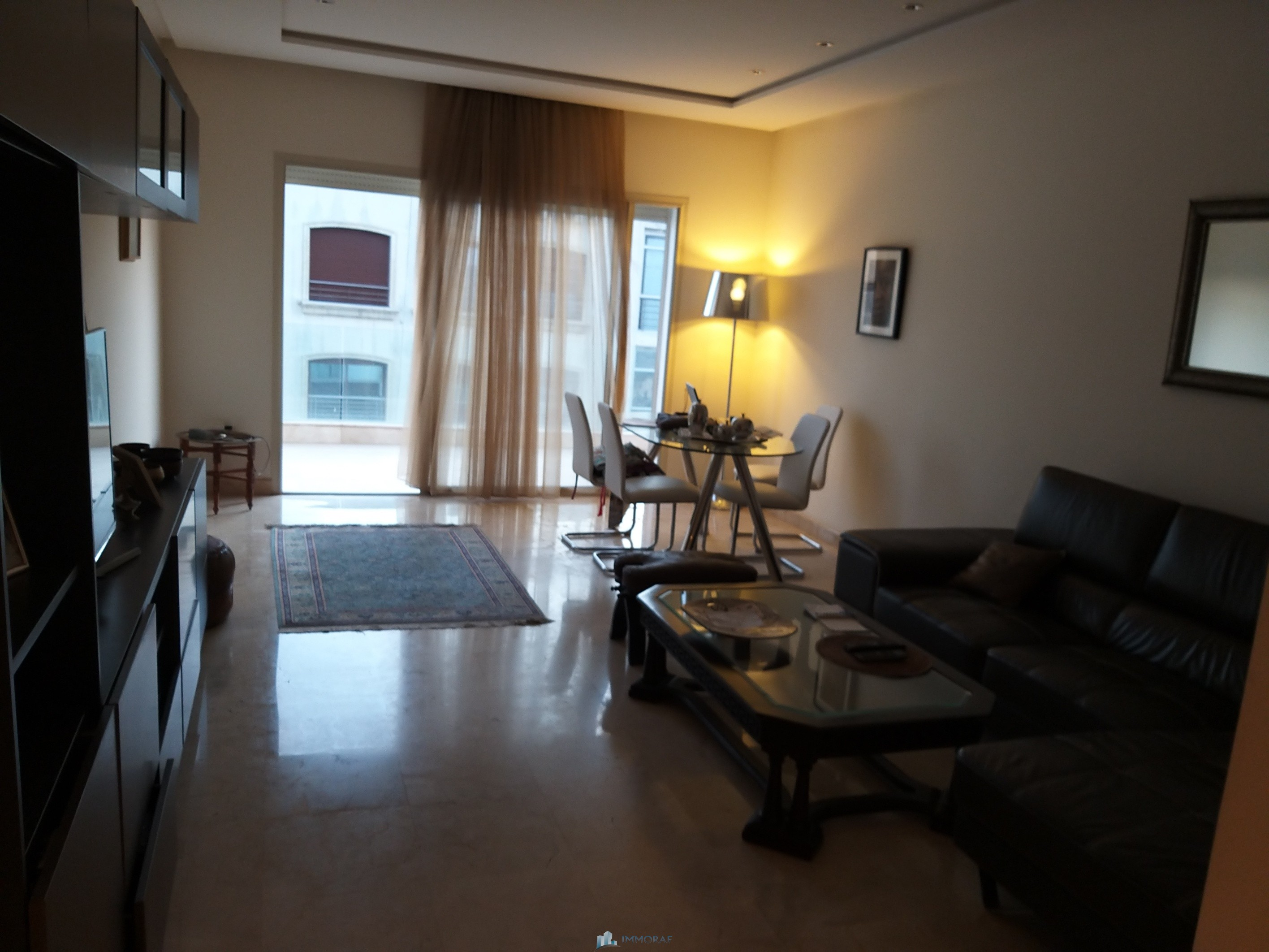Location appartement vide Racine casablanca