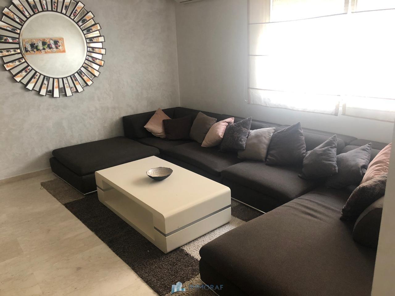 Location Appartement Meublé Maarif Casablanca