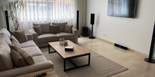 Location Appartement meublé Racine Casablanca
