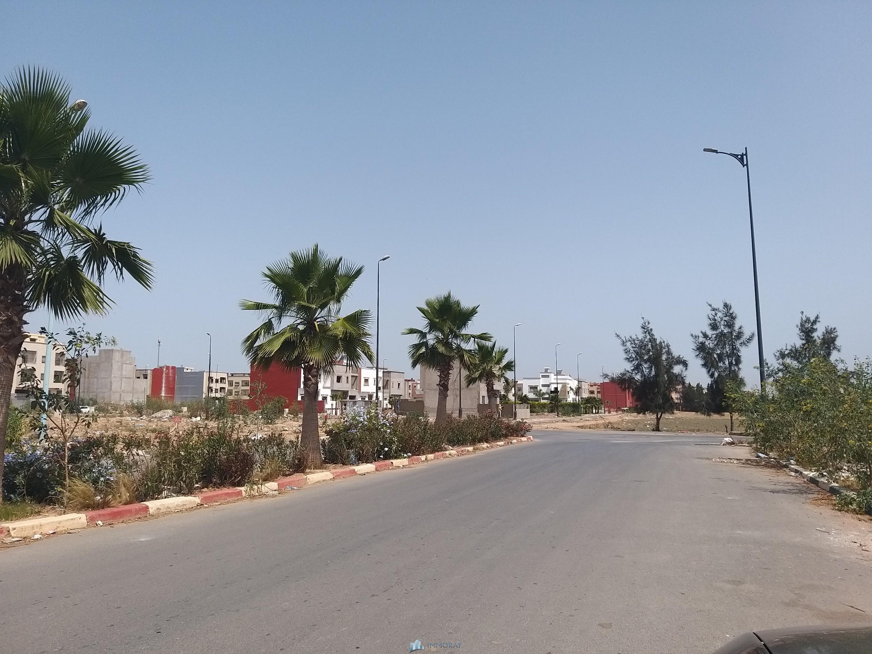 Lots de terrainspour villas à vendre Daroua à partir de 251m2