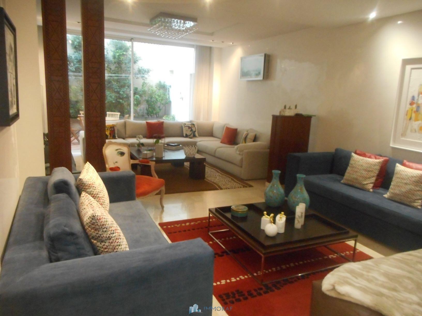 Location Appartement Casablanca Burger