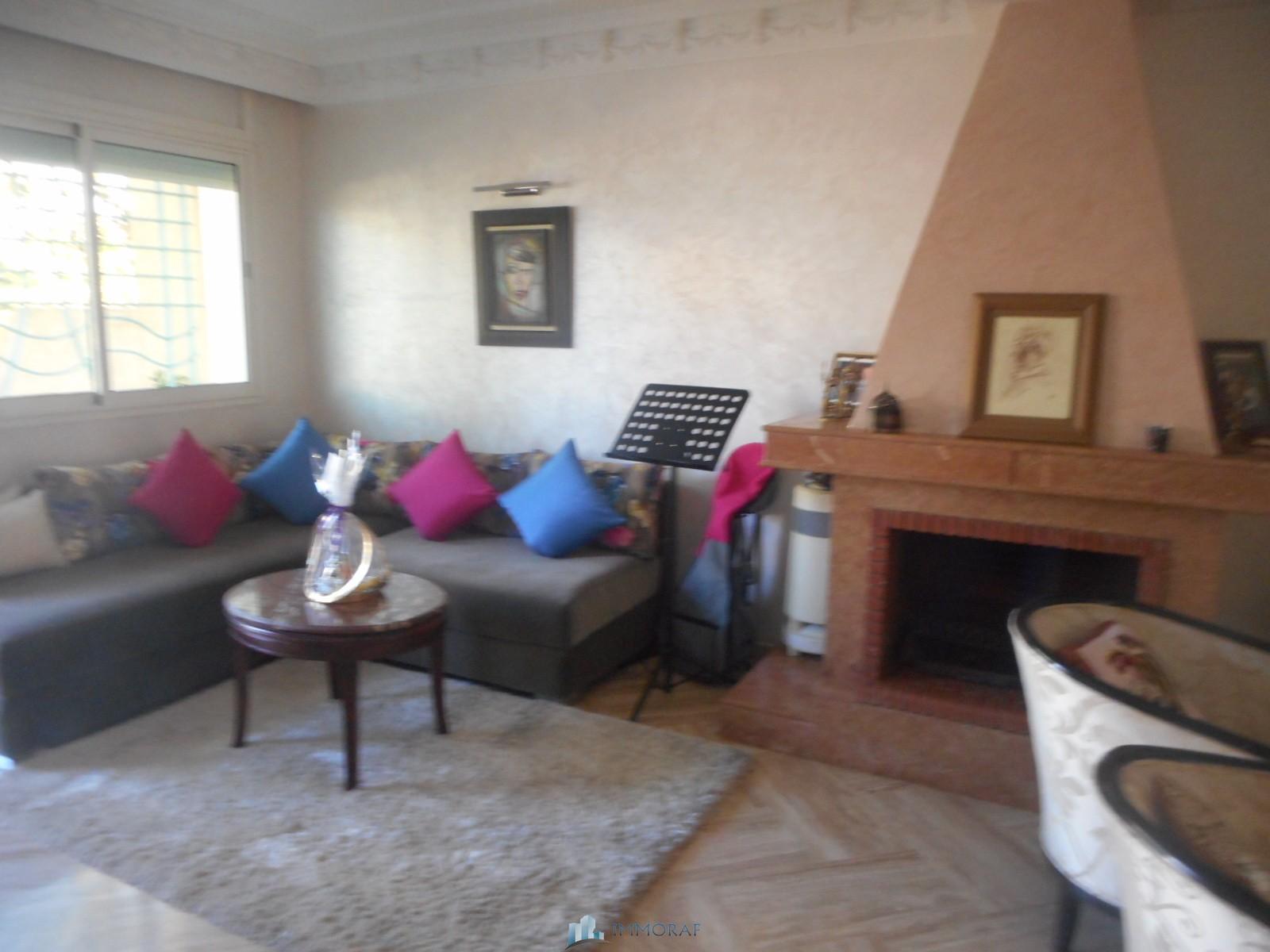 Location villa Cil Casablanca