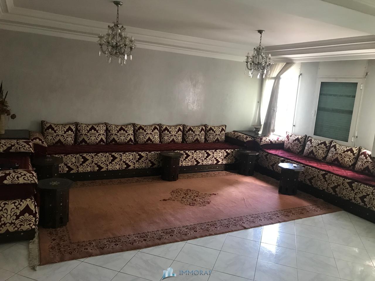 Location Appartement Quartier Palmier Casablanca