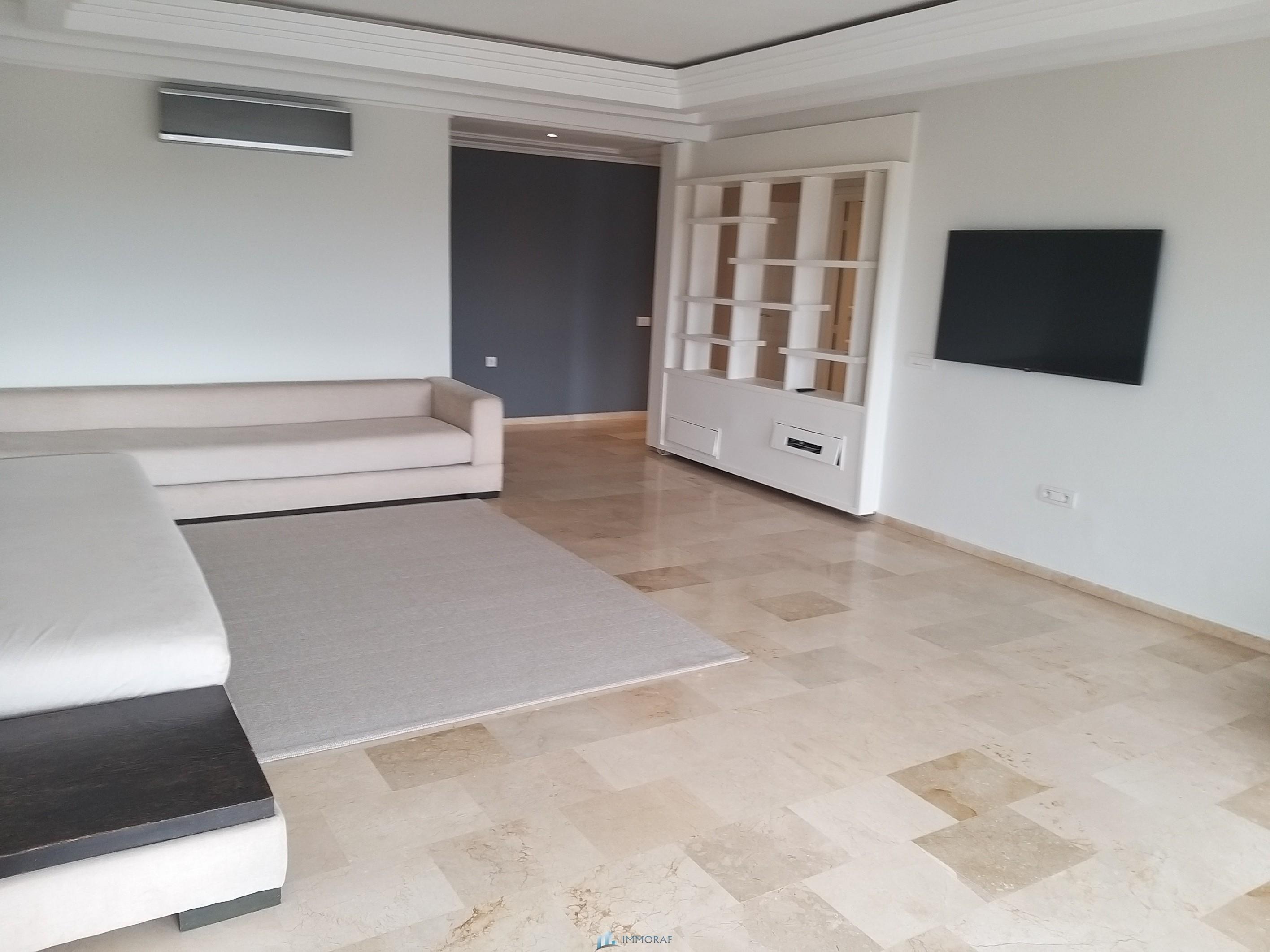 Location Appartement Vide Racine Casablanca